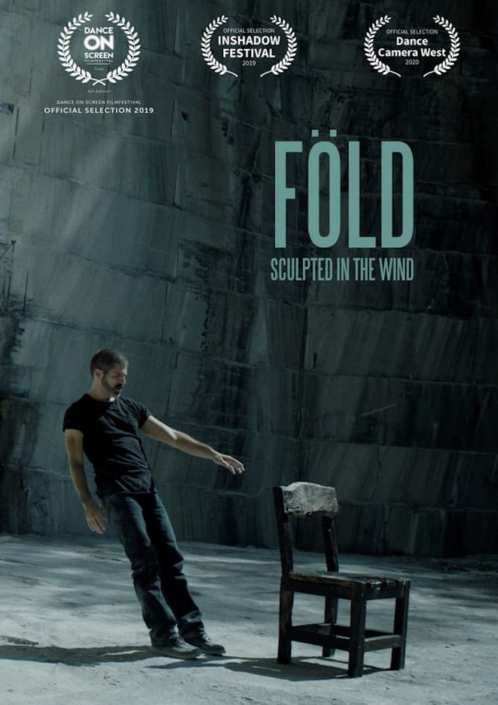 F­öld - Sculpted in the wind at Vitruvian Thing